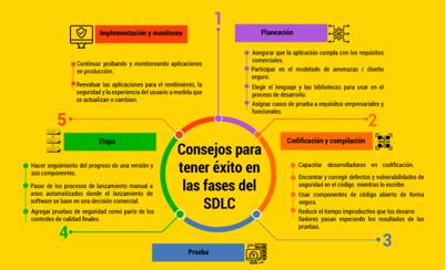 miniatura fases ciclo de vida de desarrollo