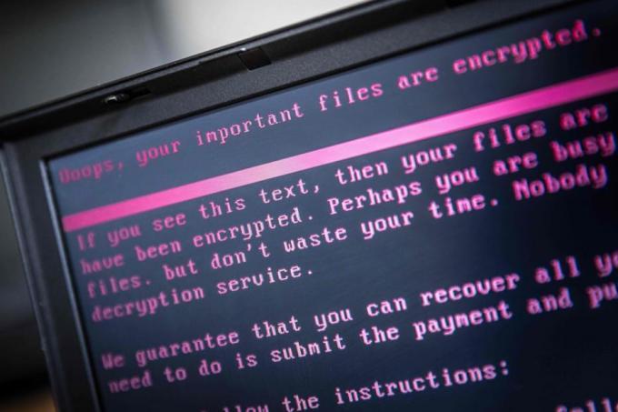 Alerta de ransomware: NotPetya