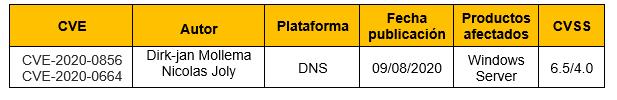 Vulnerabilidad Microsoft Active Directory Information Disclosure