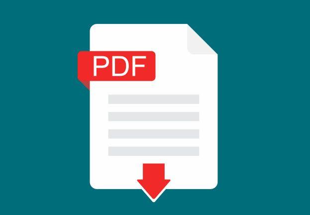 Vulnerabilidad en los archivos PDF firmados digitalmente